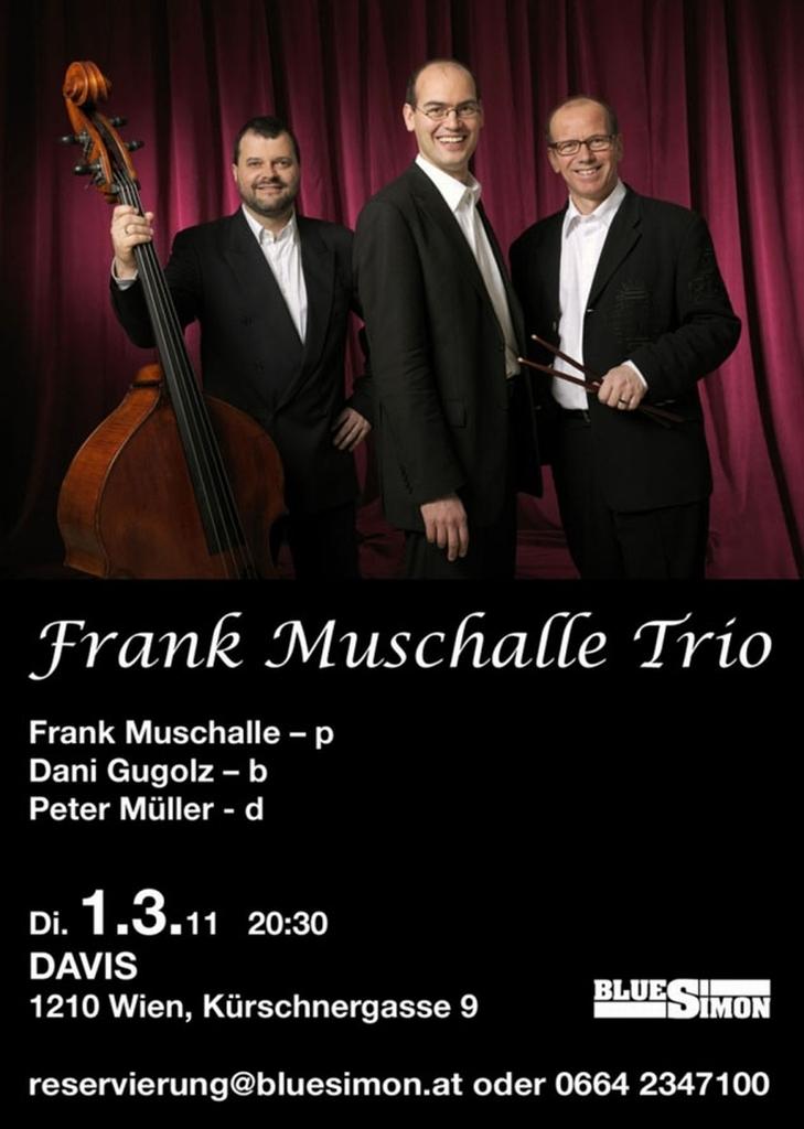 Frank Muschalle Trio