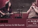 16.04.2018 - Bill Barrett & Michaela Gomez