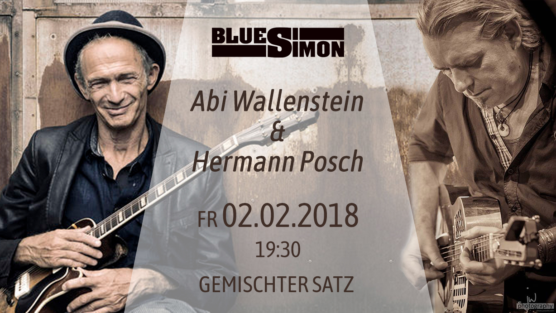 02.02.2018 - Abi Wallenstein & Hermann Posch