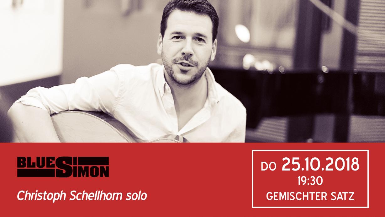 25.10.2018 - Christoph Schellhorn