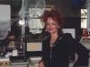 Faschingdienstag in der Kassa der Bank, 2001