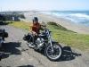Highway 1 auf der Harley, 2003